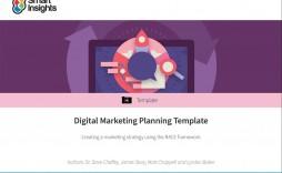 009 Stupendou Digital Marketing Plan Example Doc High Def  Template Sample