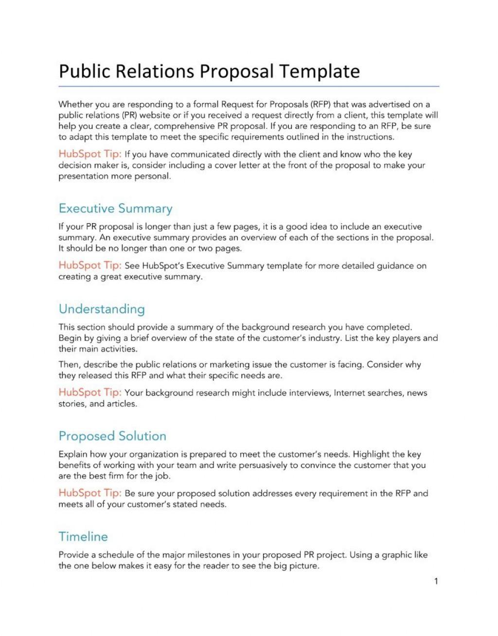009 Stupendou Executive Summary Template Doc Example  Document GoogleLarge