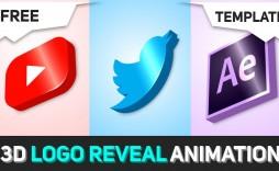 009 Stupendou Free After Effect Template  3d Logo Animation Highest Quality - V2 Download