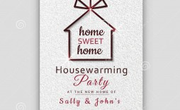 009 Stupendou Housewarming Party Invitation Template Inspiration  Templates Free Download Card