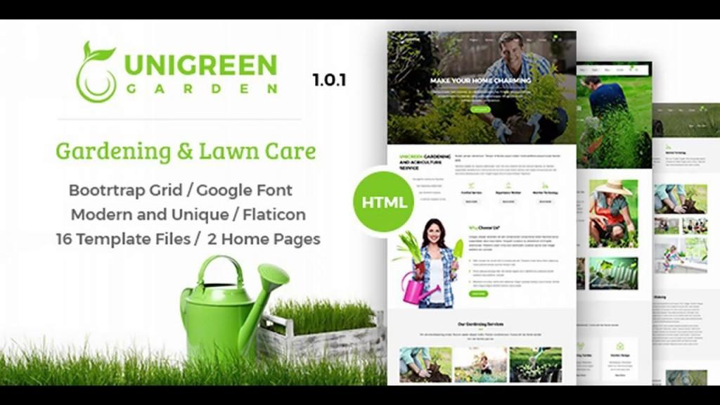 009 Stupendou Lawn Care Website Template Inspiration Large
