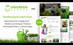 009 Stupendou Lawn Care Website Template Inspiration
