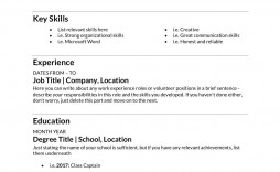 009 Stupendou Make A Resume Template Highest Clarity  How To Good Cv Example Create For Free