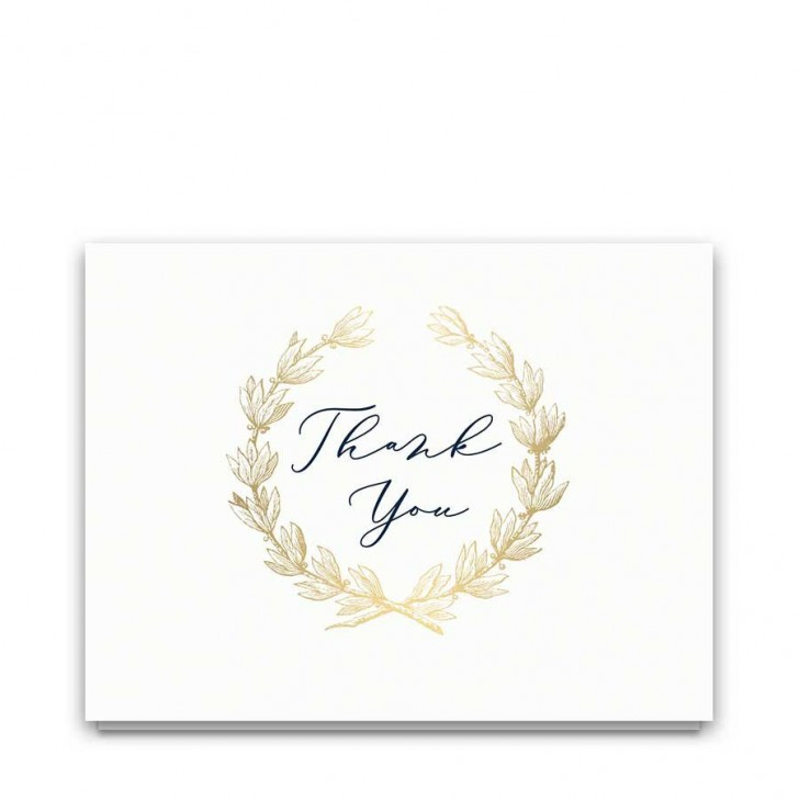 009 Stupendou Thank You Card Template Inspiration  Wedding Busines Word Free728
