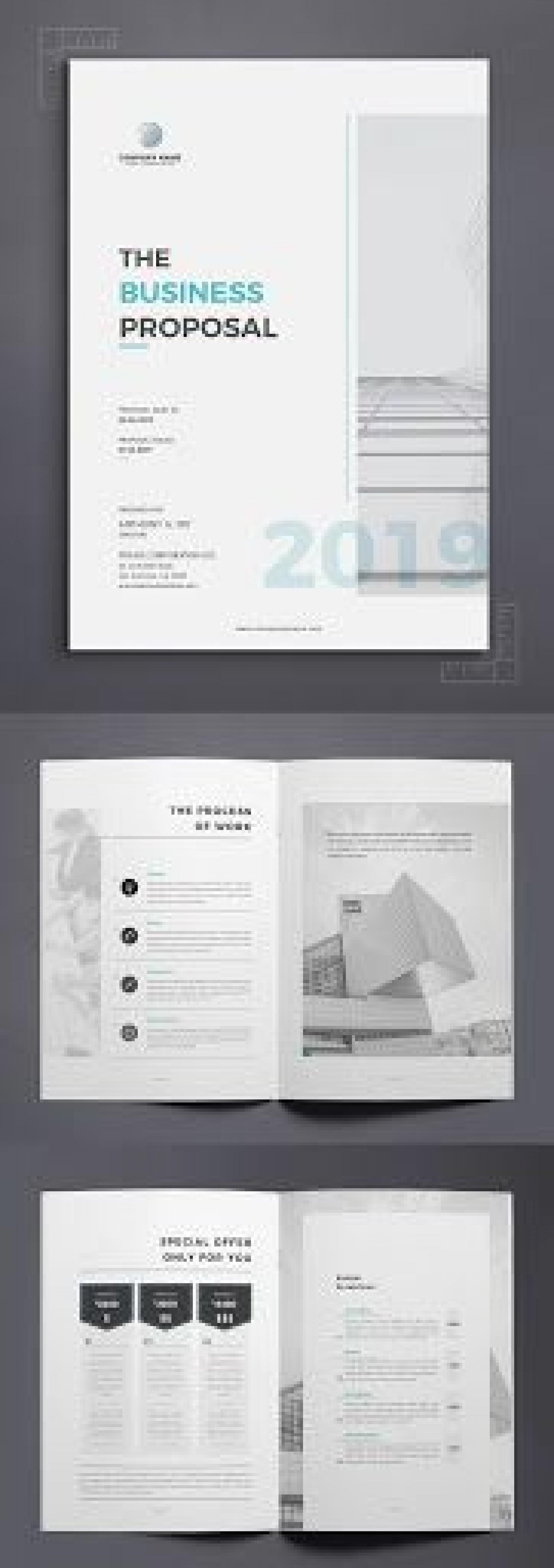 009 Stupendou Web Design Proposal Template Indesign Idea 1920