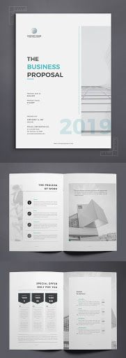 009 Stupendou Web Design Proposal Template Indesign Idea Full