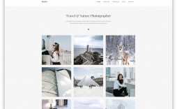 009 Stupendou Web Template For Photographer High Def  Photographers Photography Free