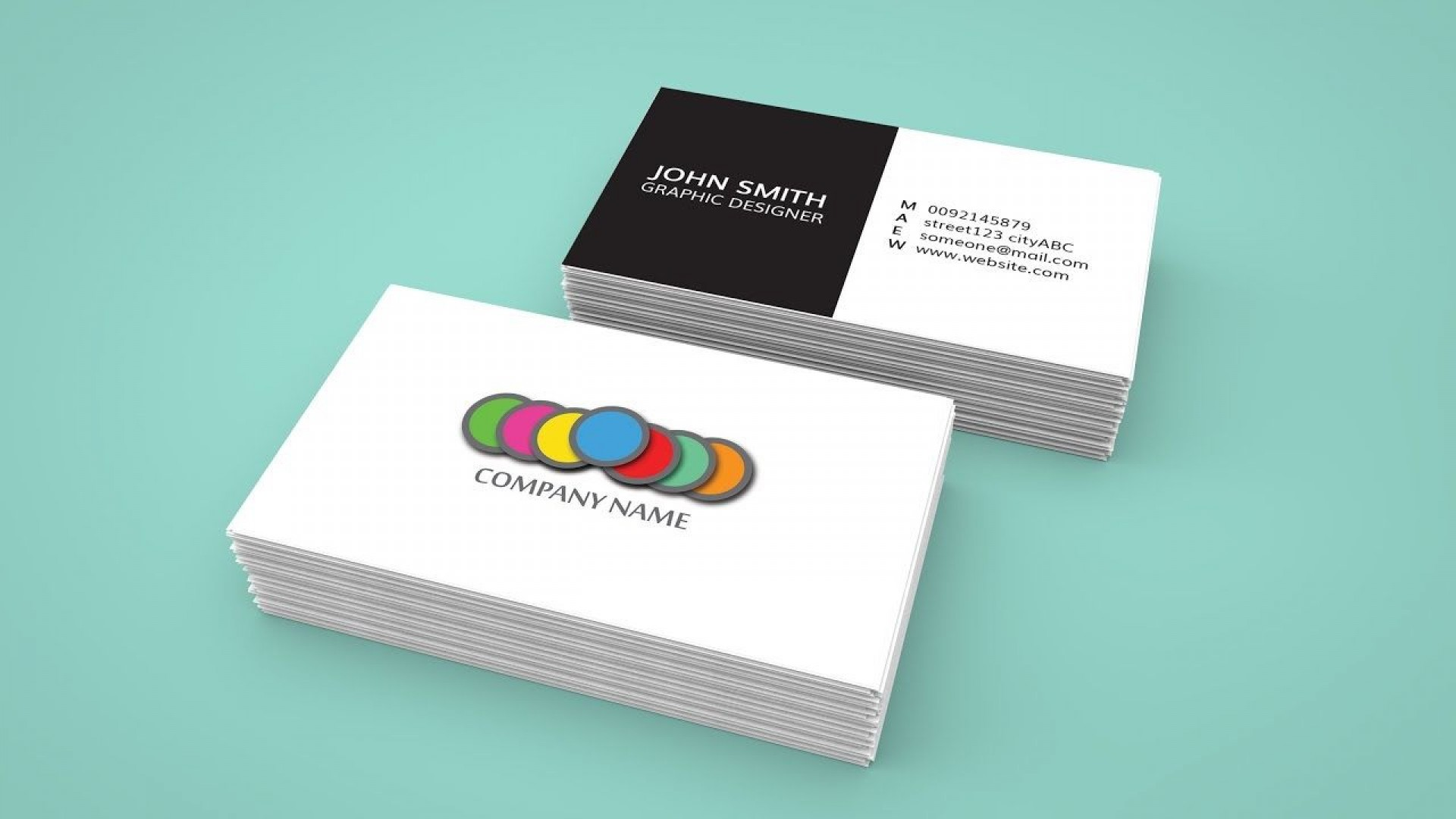 009 Surprising Busines Card Layout Indesign Highest Quality  Size Template Free Download Cs61920