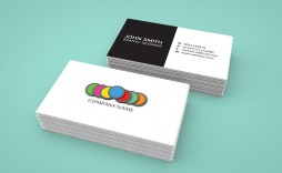 009 Surprising Busines Card Layout Indesign Highest Quality  Size Template Free Download Cs6