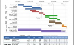 009 Surprising Excel Project Timeline Template Image  2020 Xl Tutorial