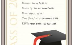 009 Surprising Free Graduation Announcement Template Picture  Templates Digital Invitation Printable Kindergarten