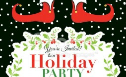 009 Surprising Free Holiday Party Invitation Template Concept  Templates Printable Downloadable Christma Online