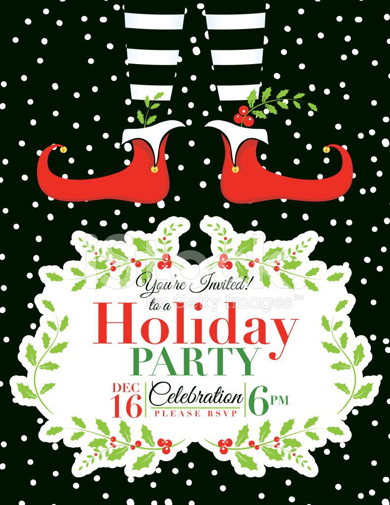 009 Surprising Free Holiday Party Invitation Template Concept  Templates Printable Downloadable Christma OnlineFull