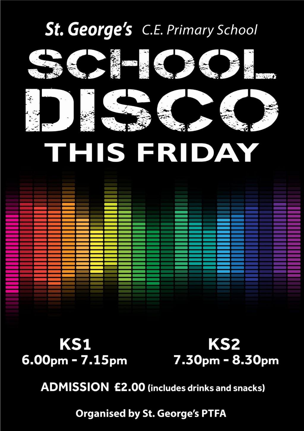 009 Surprising Free School Disco Flyer Template Example  Templates PosterLarge