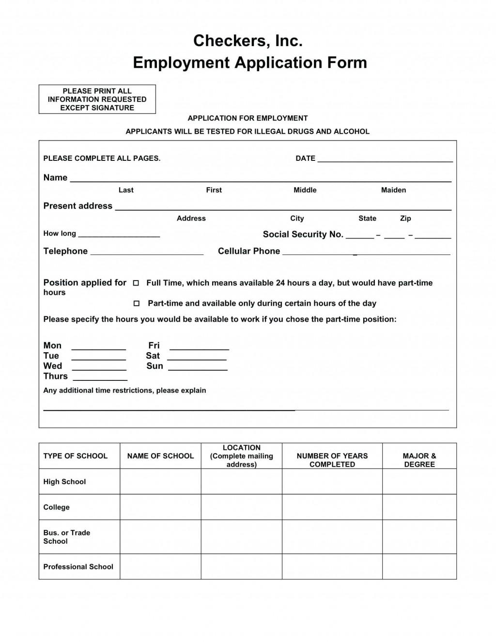 009 Surprising Job Application Template Word Photo  Letter Sample File DocumentLarge