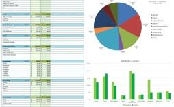 009 Surprising Line Item Budget Template Excel High Resolution