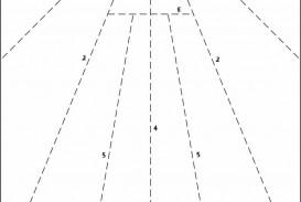 009 Surprising Printable Paper Airplane Pattern Example  Free Plane Design Designs-printable Template
