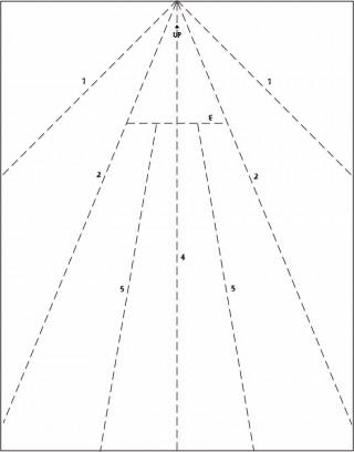 009 Surprising Printable Paper Airplane Pattern Example  Free Plane Design Designs-printable Template320