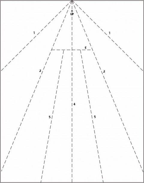 009 Surprising Printable Paper Airplane Pattern Example  Free Plane Design Designs-printable Template480