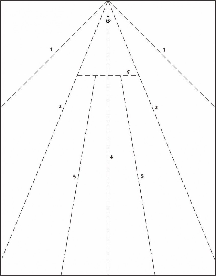 009 Surprising Printable Paper Airplane Pattern Example  Free Plane Design Designs-printable Template868
