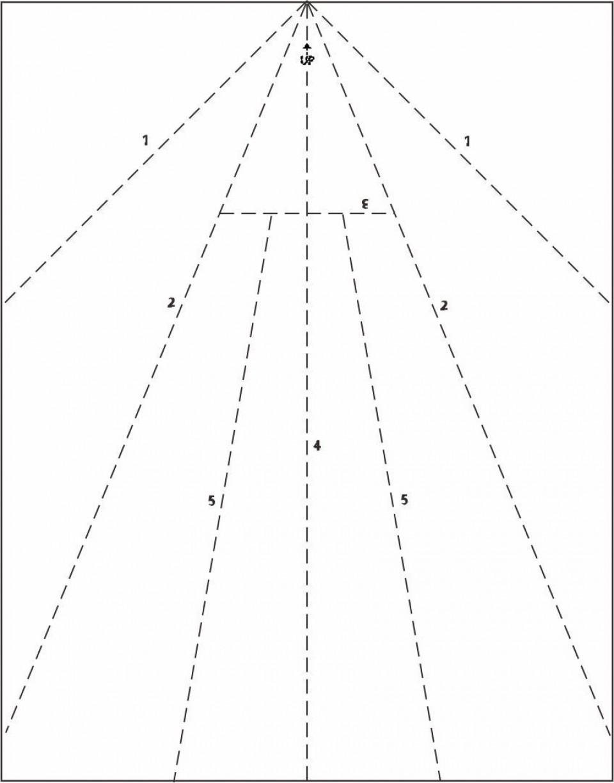 009 Surprising Printable Paper Airplane Pattern Example  Free Plane Design Designs-printable Template960