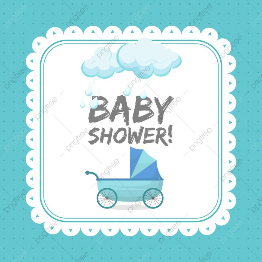 009 Top Baby Shower Invitation Card Template Free Download Example  Indian868