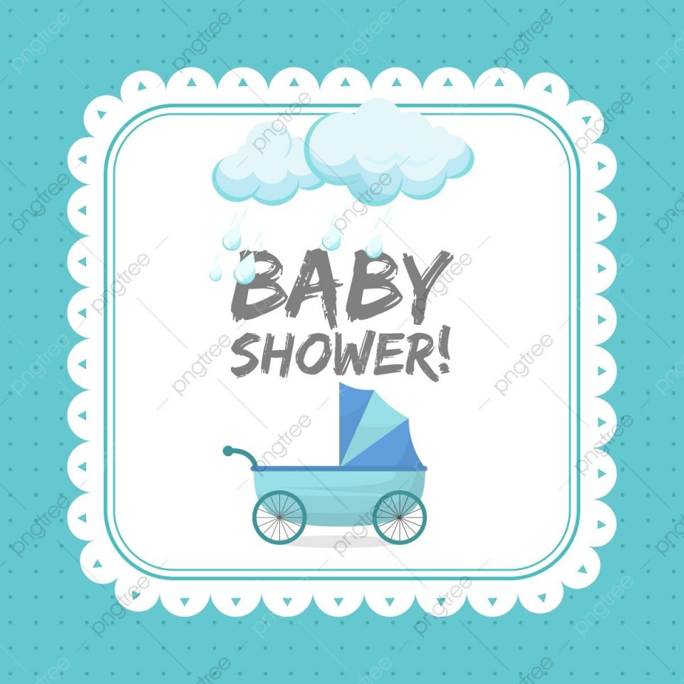 009 Top Baby Shower Invitation Card Template Free Download Example  Indian960