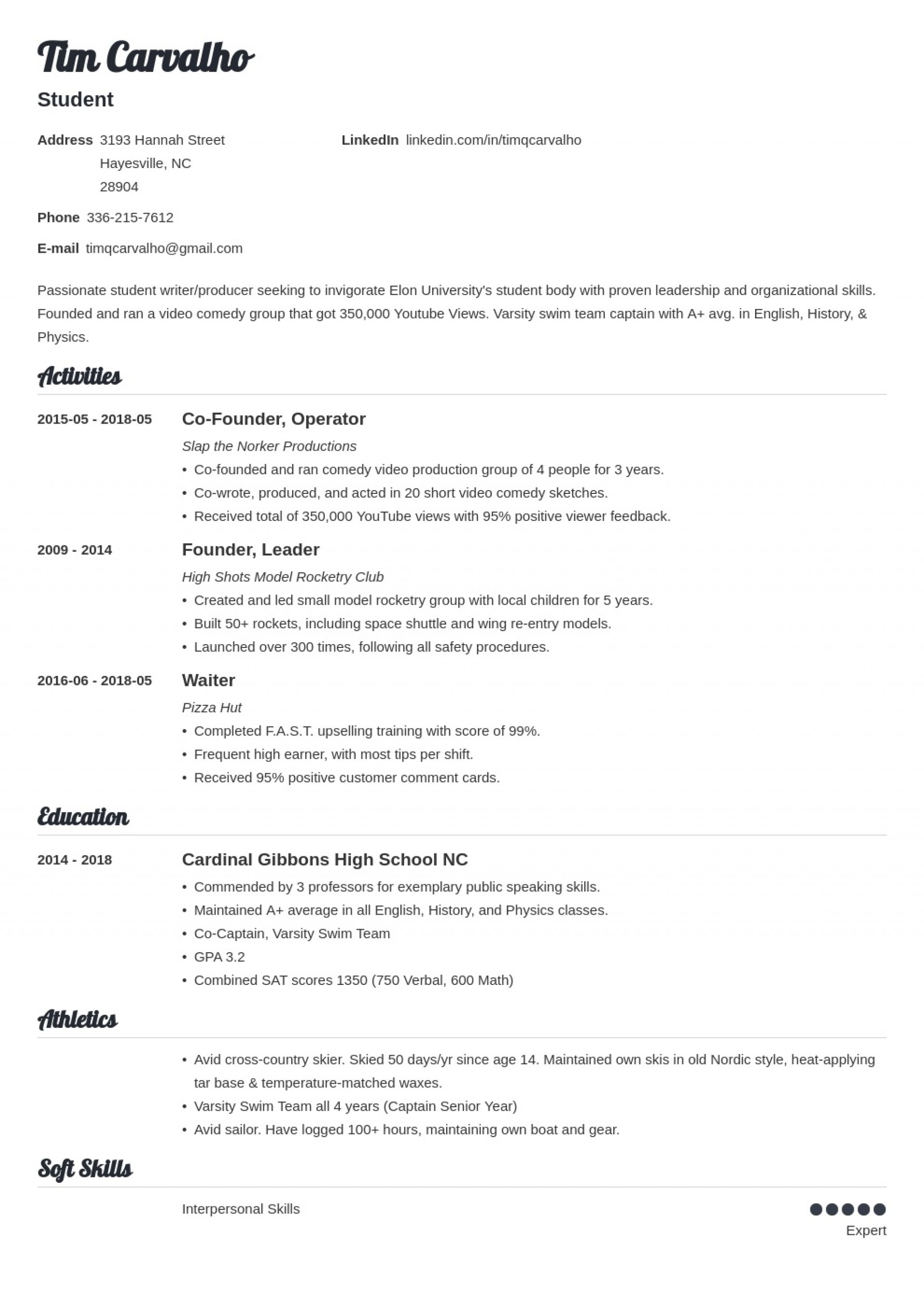 009 Top College Admission Resume Template High Def  Microsoft Word Application Download1920