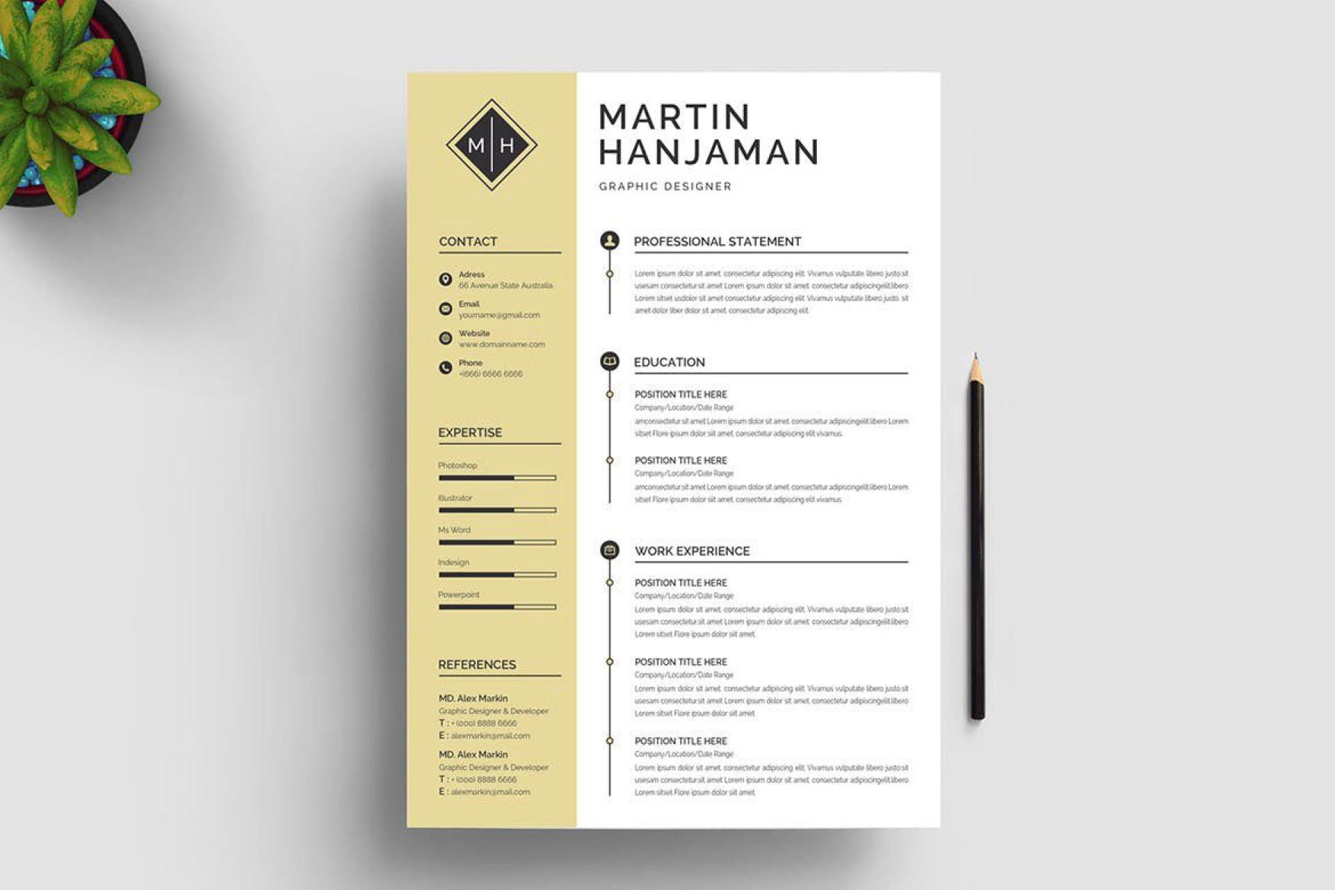 009 Top Creative Resume Template Free Microsoft Word High Def  Download For Fresher1920