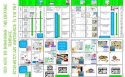 009 Top Editable Lesson Plan Template Kindergarten Photo  Free