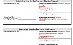 009 Top Employee Transition Plan Template Concept  For Leaving Job Excel Word Internal