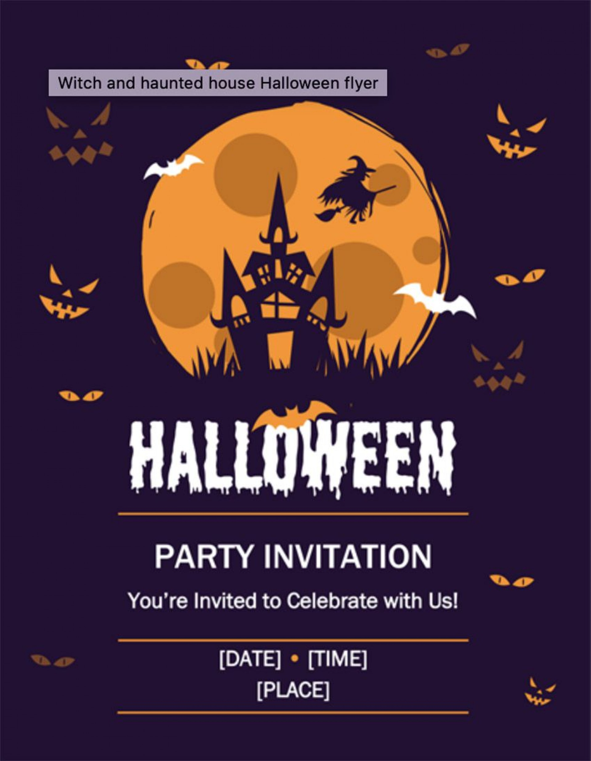 009 Top Event Flyer Template Free Word Example 1920