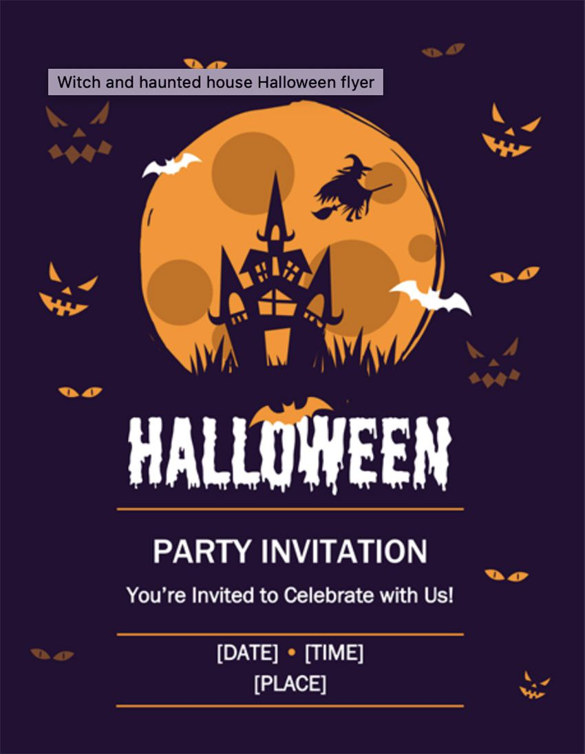 009 Top Event Flyer Template Free Word Example Full