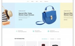 009 Top Free Commerce Website Template Sample  Wordpres Ecommerce Download Responsive Html Cs