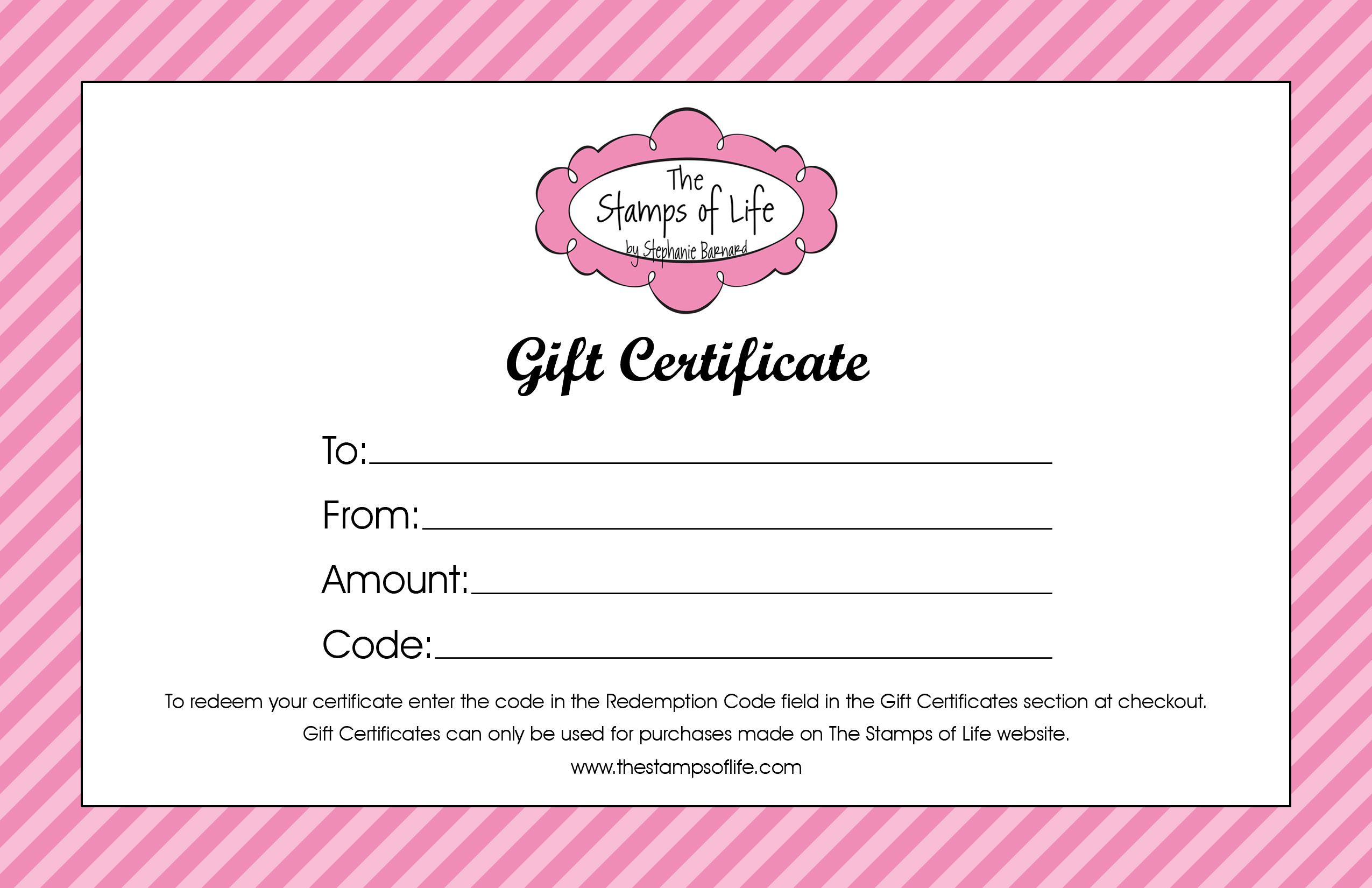 009 Top Free Printable Birthday Gift Voucher Template Idea Full