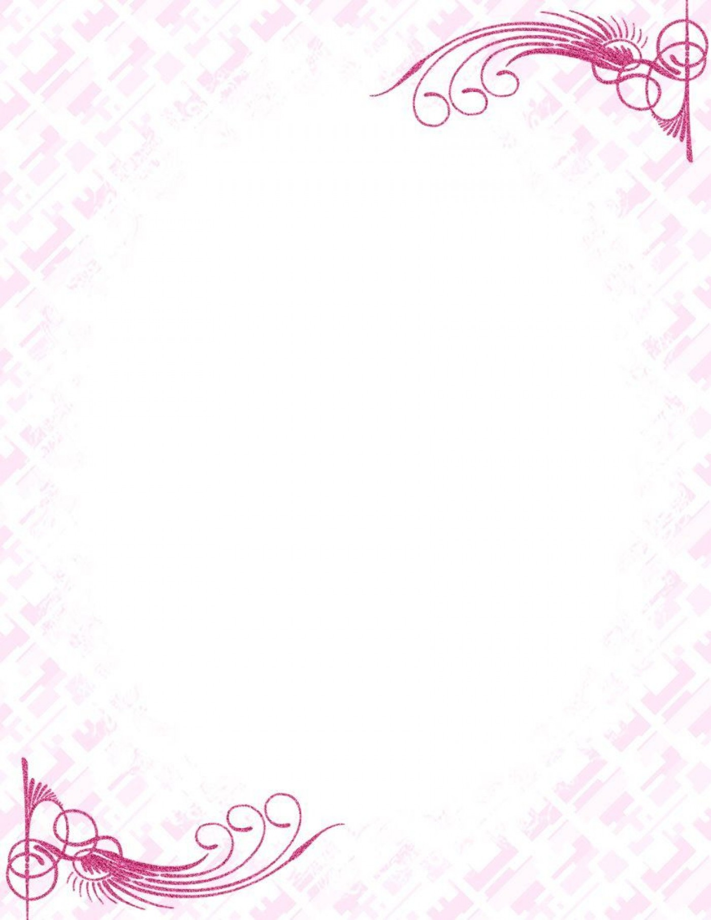 009 Top Free Printable Stationery Paper Template Highest Clarity 1400