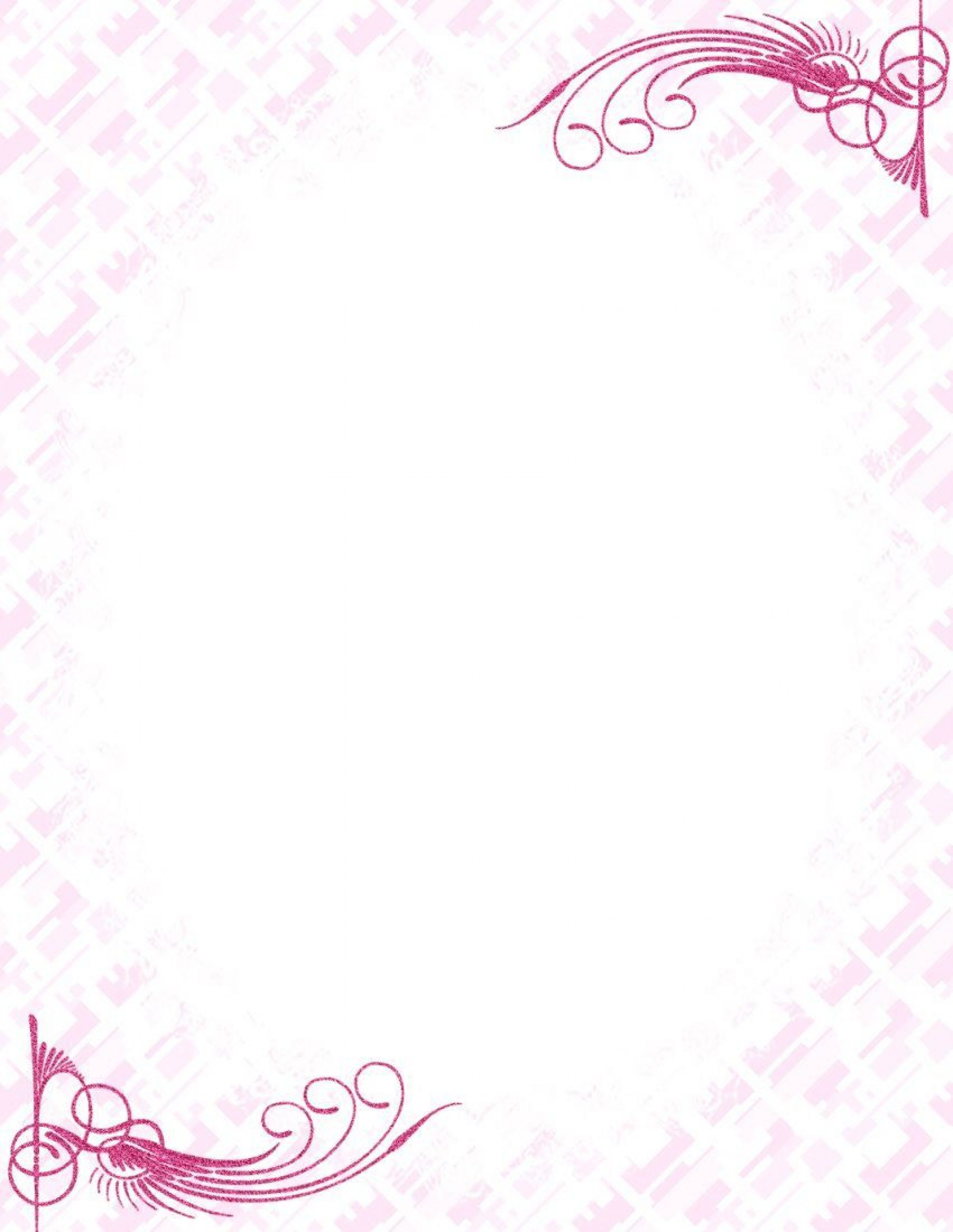 009 Top Free Printable Stationery Paper Template Highest Clarity  Templates1920