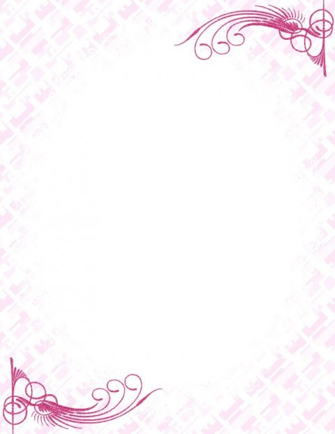 009 Top Free Printable Stationery Paper Template Highest Clarity 480