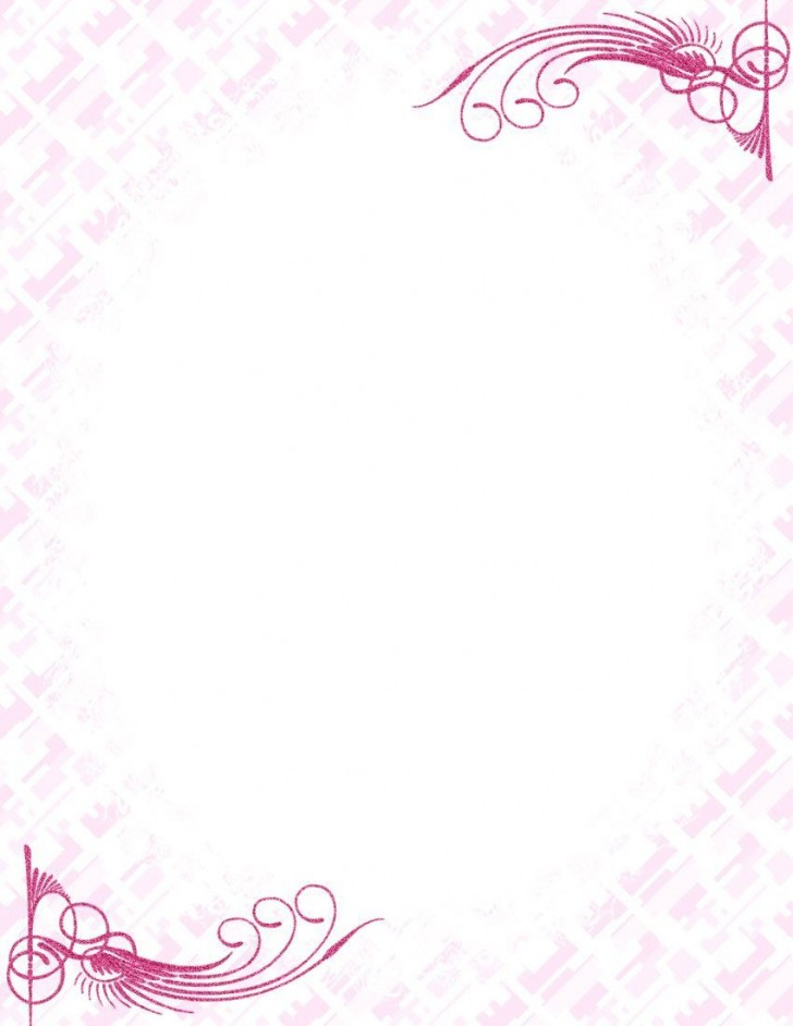009 Top Free Printable Stationery Paper Template Highest Clarity 728