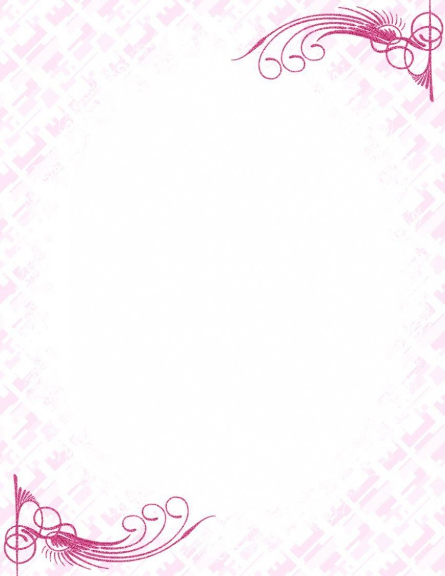 009 Top Free Printable Stationery Paper Template Highest Clarity 868