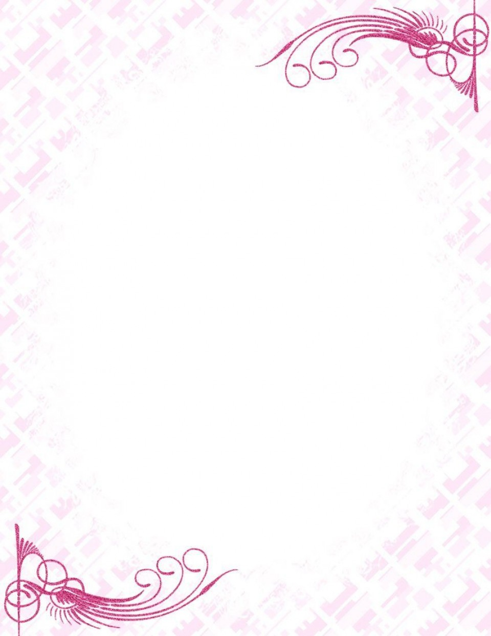 009 Top Free Printable Stationery Paper Template Highest Clarity 960