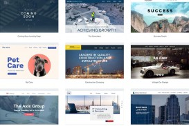 009 Top Professional Busines Website Template Free Download Wordpres Highest Quality