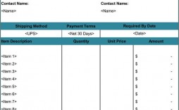 009 Top Purchase Order Template Free Image  Log M Acces Blanket