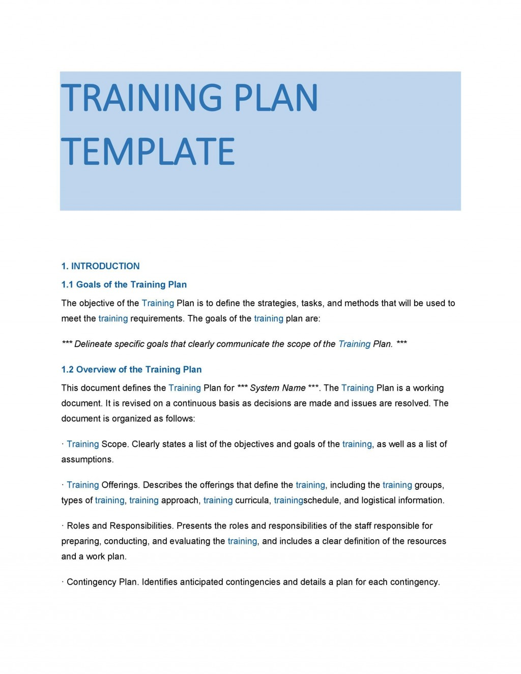 009 Top Scope Of Work Template M Word Inspiration Large