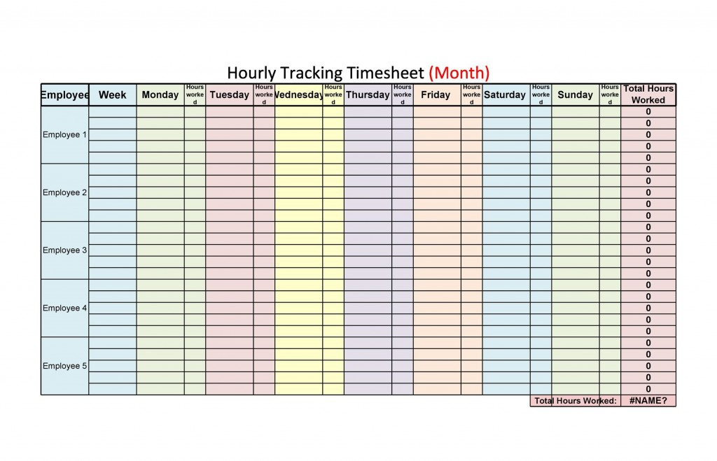 009 Unbelievable Hourly Work Schedule Template Word High Def Large