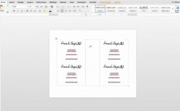 009 Unbelievable Microsoft Word Invitation Template 4 Per Page Example