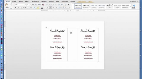 009 Unbelievable Microsoft Word Invitation Template 4 Per Page Example 480