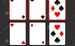 009 Unbelievable Playing Card Template Free Download High Resolution  Blank