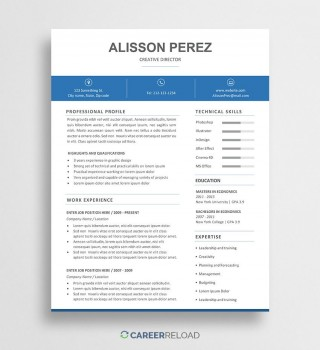009 Unbelievable Resume Template Word Free Picture  Download 2020 Doc320
