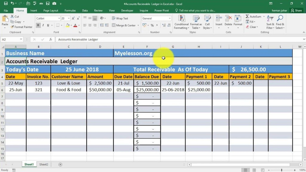 009 Unforgettable Account Receivable Excel Spreadsheet Template Concept  Management Dashboard FreeLarge